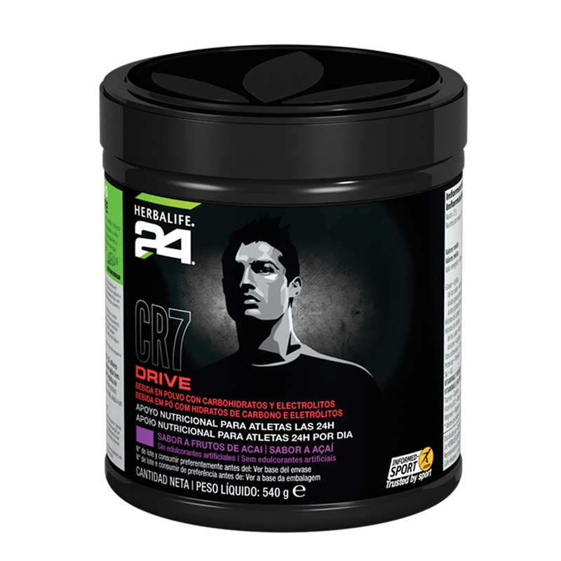 CR7 Drive  Frutos de acai product shot