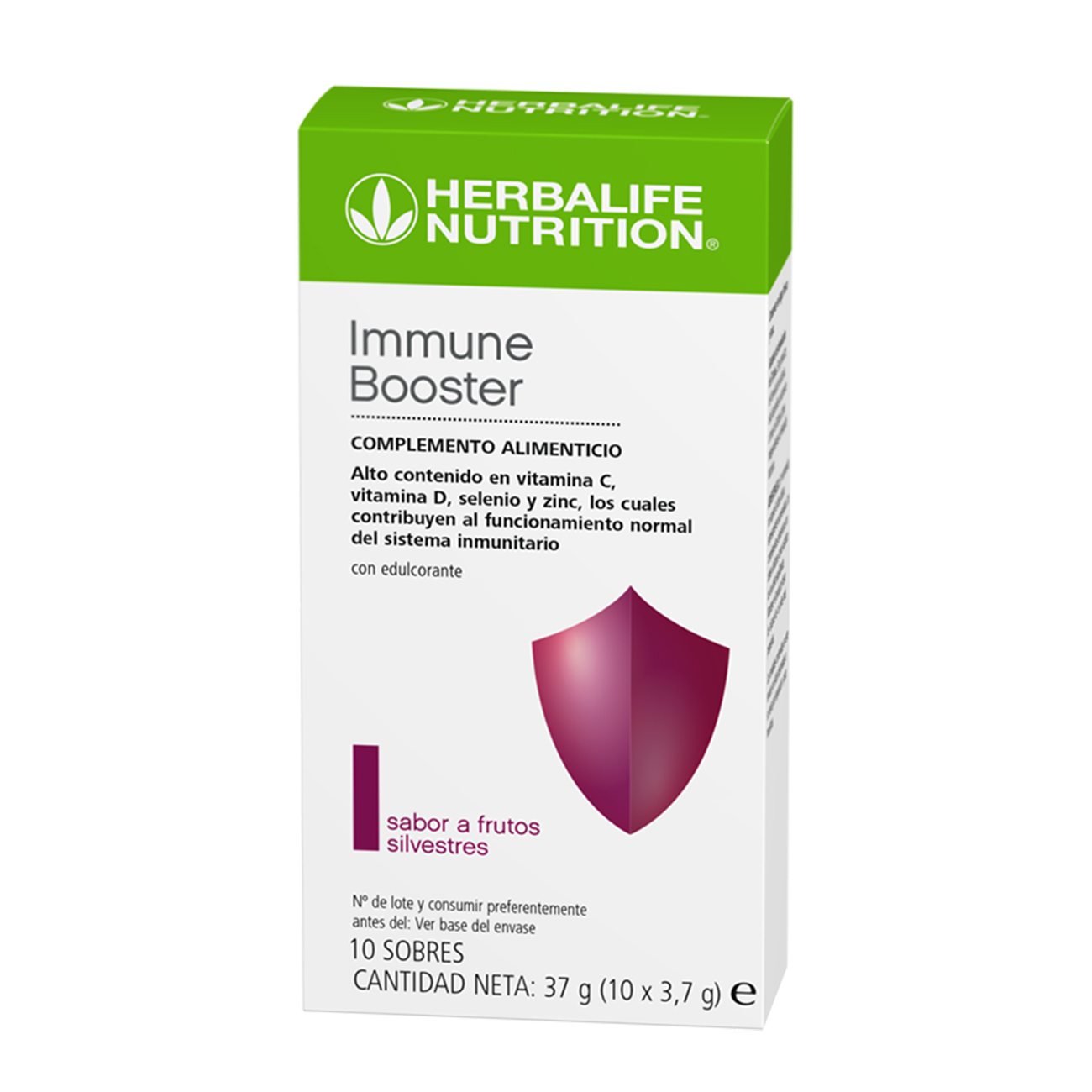 Immune Booster  product shot